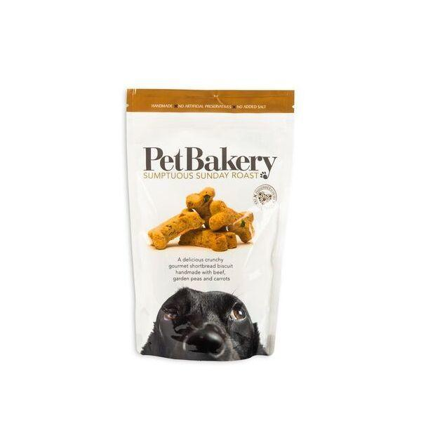 Pet Bakery Sunday Roast Dog biscuits