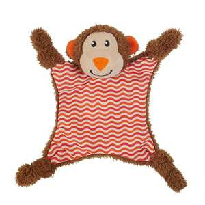 Cheeky chimp Crinkly dog Toy