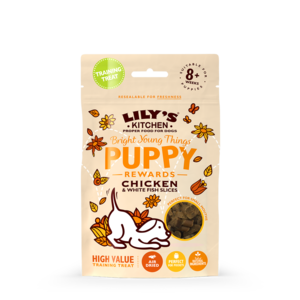 Lily's kitchen puppy rewards