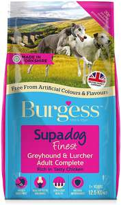 Burgess Greyhound and Lurcher