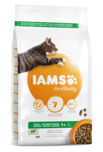 IAMS Adult Cat with Lamb