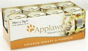 Applaws Cat Broth Range -  Chicken with Pumpkin