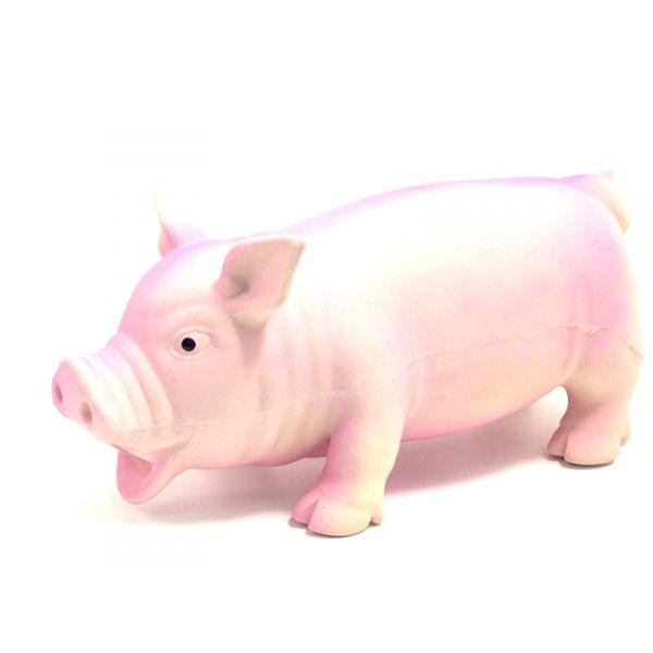 Oinking Pig Squeaky toy for Dogs