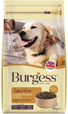burgess sensitive turkey