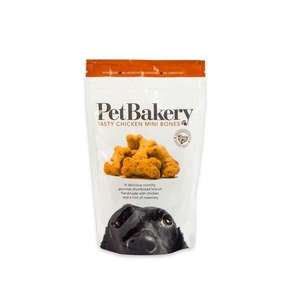 Pet Bakery Mini Chicken Bones