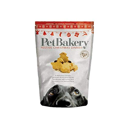 Pet Bakery Festive Dinner Dog Biscuits