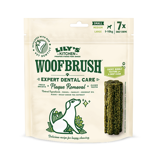 lily's kitchen woofbrush small