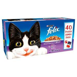 Felix Mixed Selection in Jelly 40 x 100g