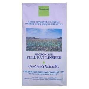 micronised linseed