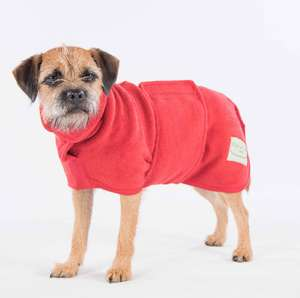 Classic Red Drying Coat