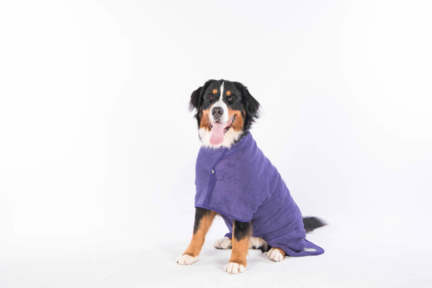 Classic Heather dog coat