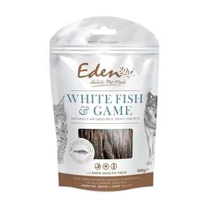 Eden White Fish Treats