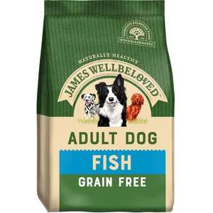 James Wellbeloved Adult Grain Free Fish and Vegetables