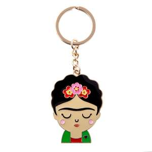 Frida Keyring at Albert & Moo