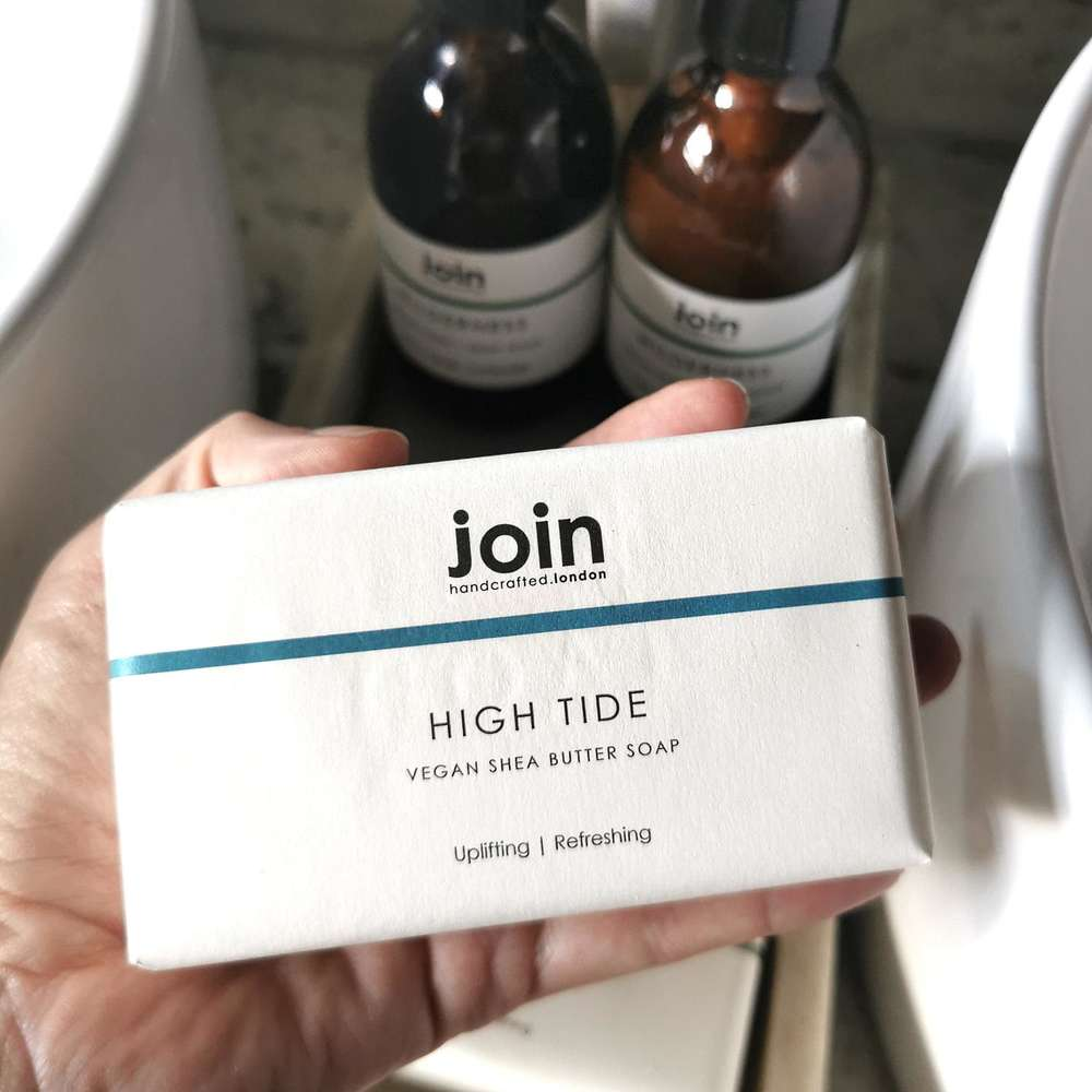 Join High Tide Shea Butter Soap Bar at Albert & Moo