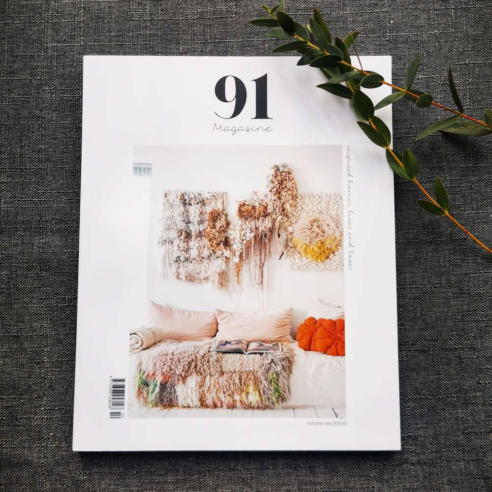 91 Magazine Volume Ten Issue at Albert & Moo