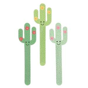Cactus Nail Files at Albert & Moo