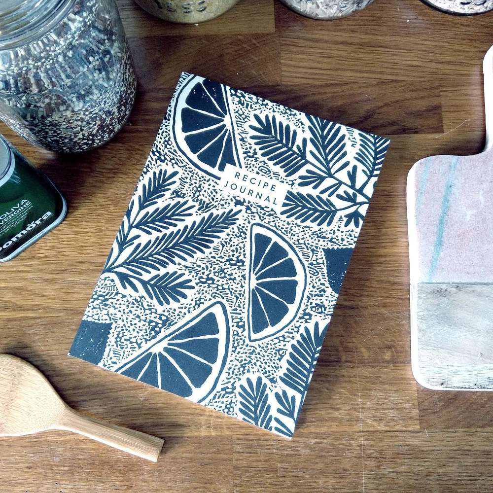 Studio Wald Recipe Journal at Albert & Moo