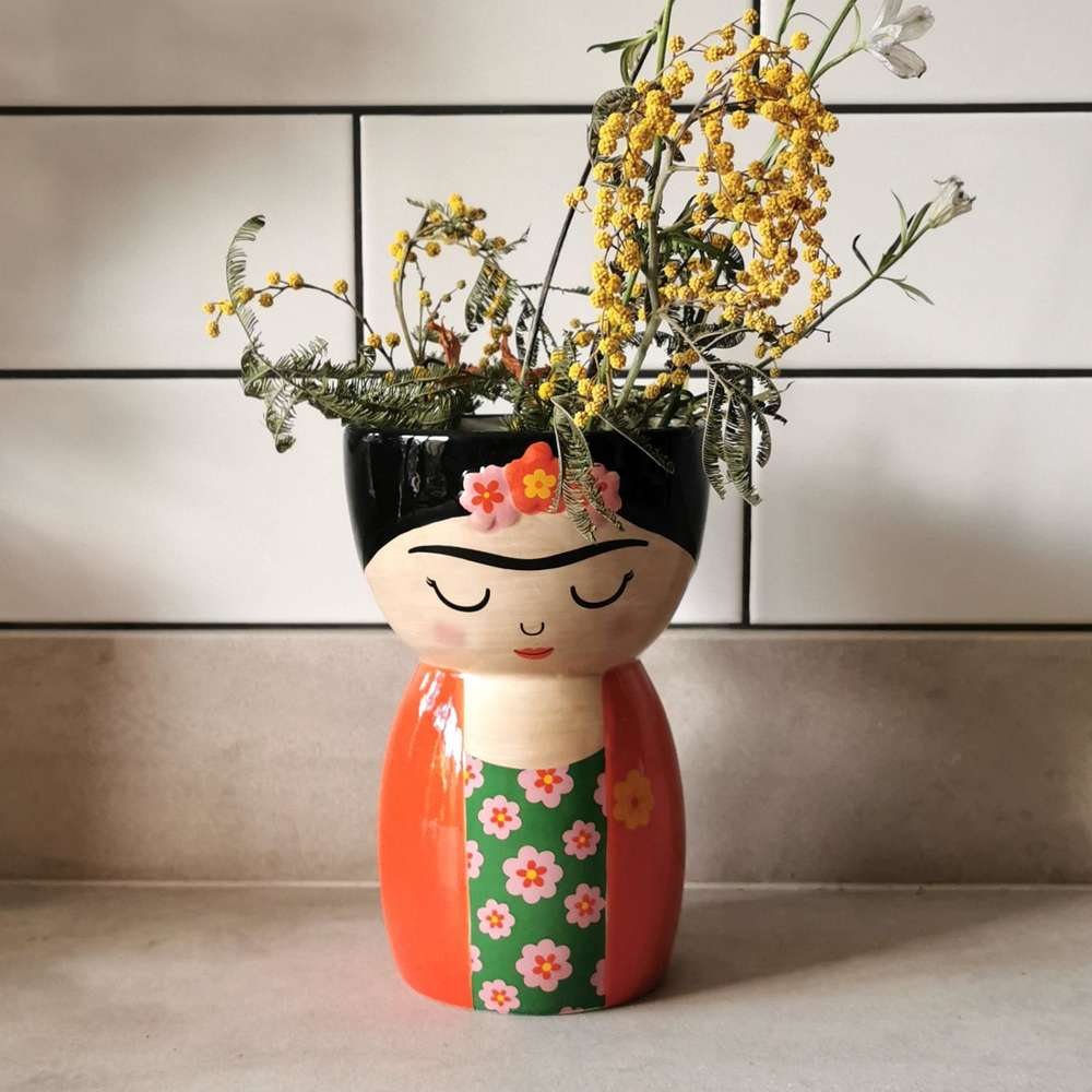 Sass & Belle Frida Vase at Albert & Moo