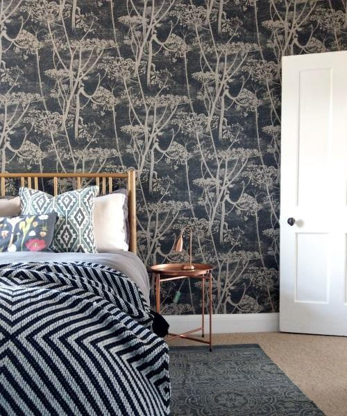 Interior Trends: Botanical Wallpaper