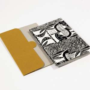 Botanical Notebook with Folder by Studio Wald at Albert & Moo