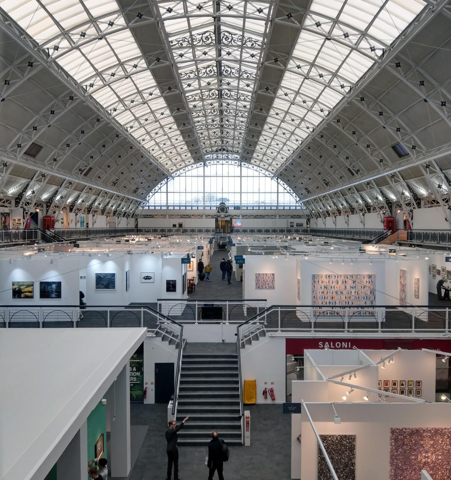 London Art Fair at the Business Design Centre