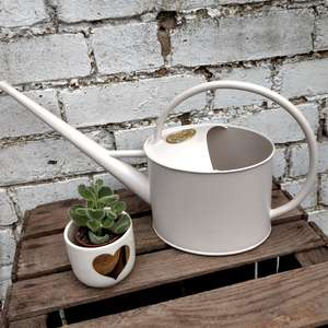 Sophie Conran Cream Watering Can at Albert & Moo