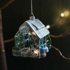Greenhouse Bauble at Albert & Moo