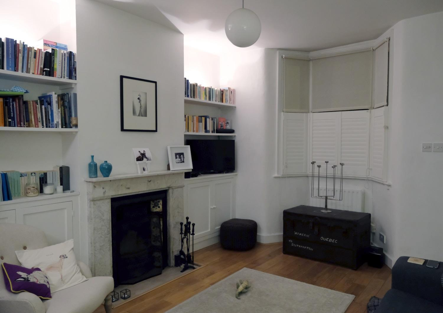 InteriorDesign Project: Open Plan Living/Dining Room In A Victorian Terrace  In South London
