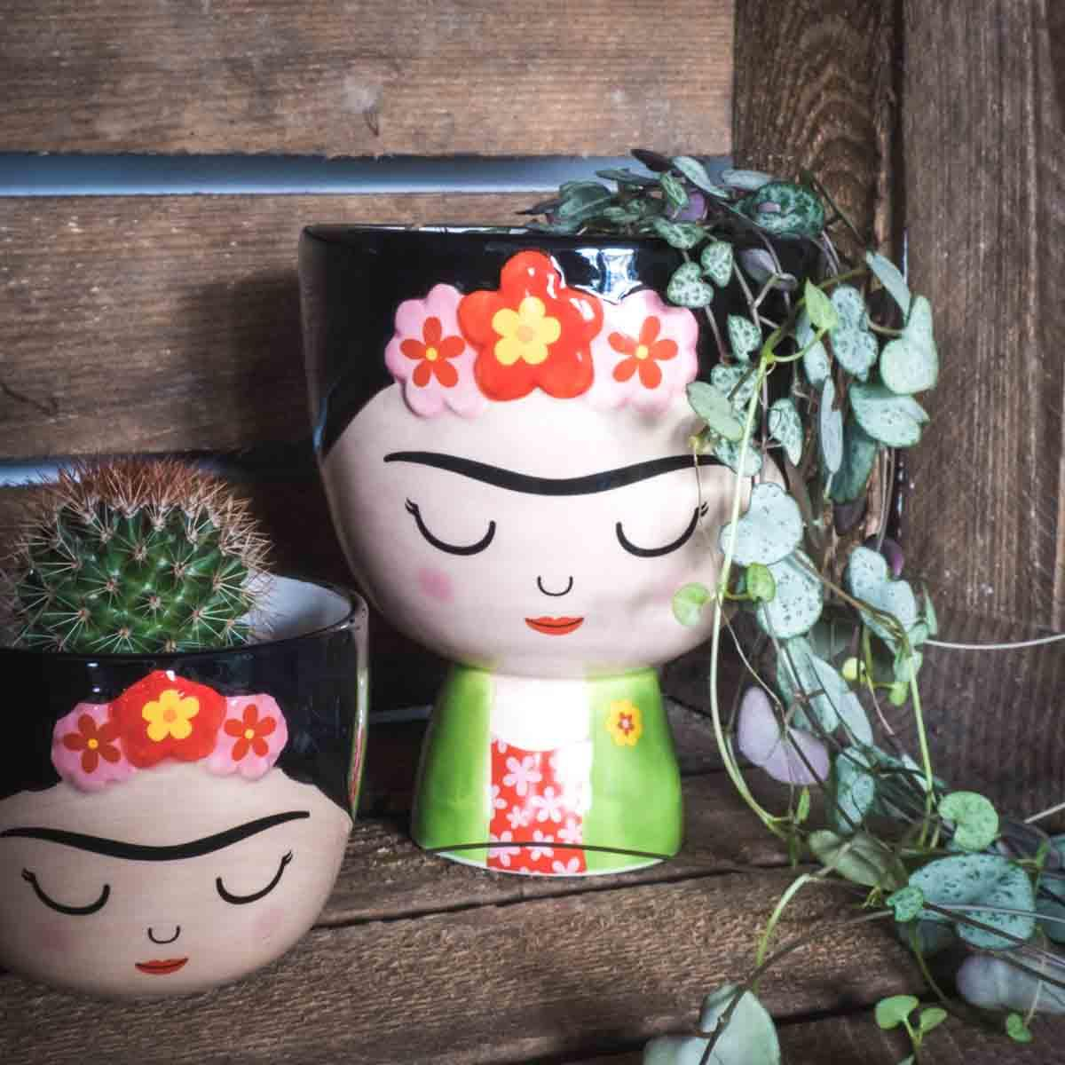 Frida Plant Pot at Albert & Moo