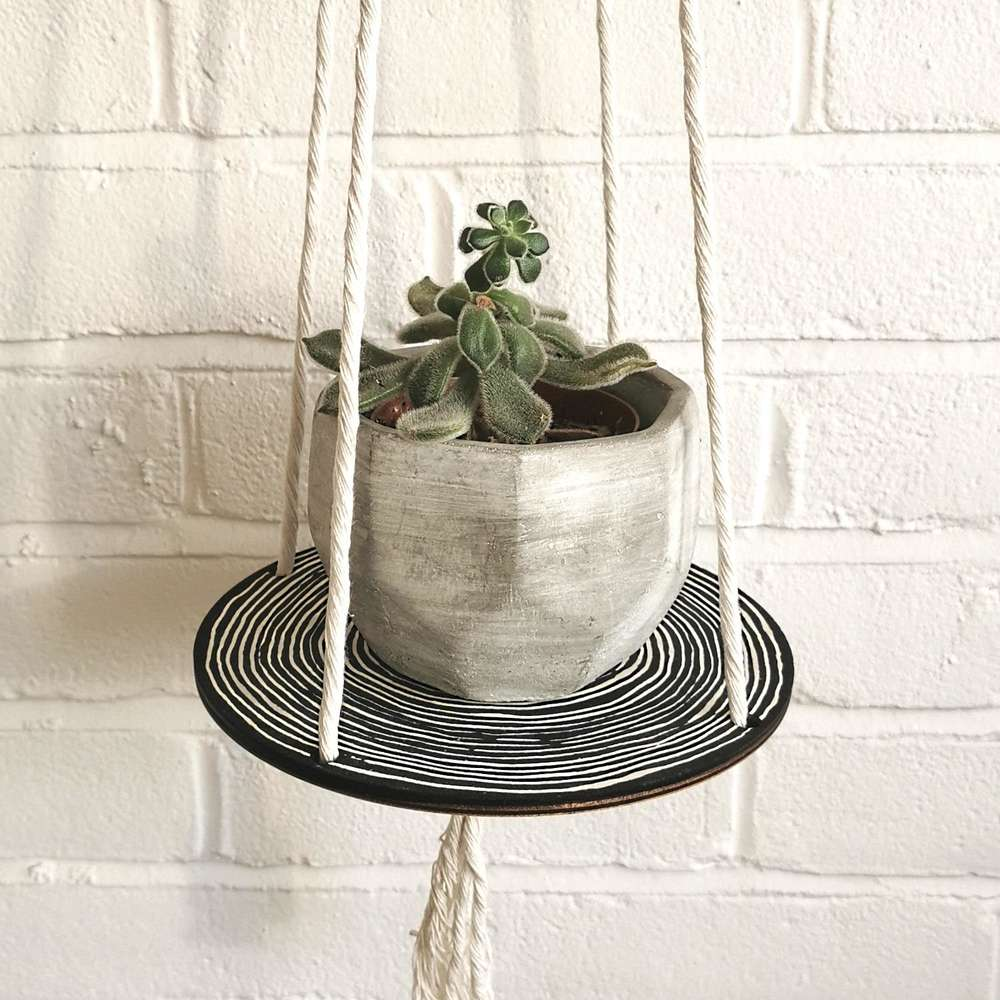 Plant Pot Hanger by Studio Wald at Albert & Moo