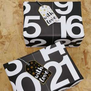 Gift Wrap Your Order at Albert & Moo