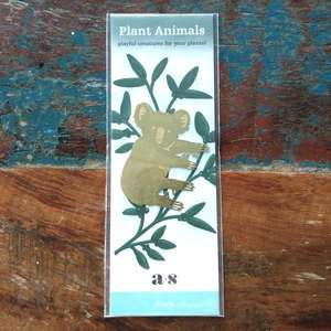 Plant Animals at Albert & Moo