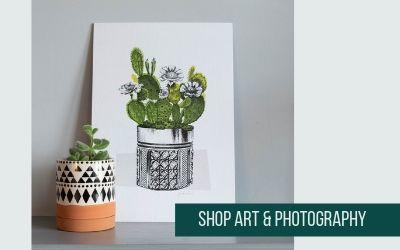 Art & Photography Prints at Albert & Moo