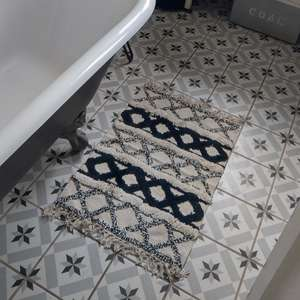 Scandi Boho Rug at Albert & Moo