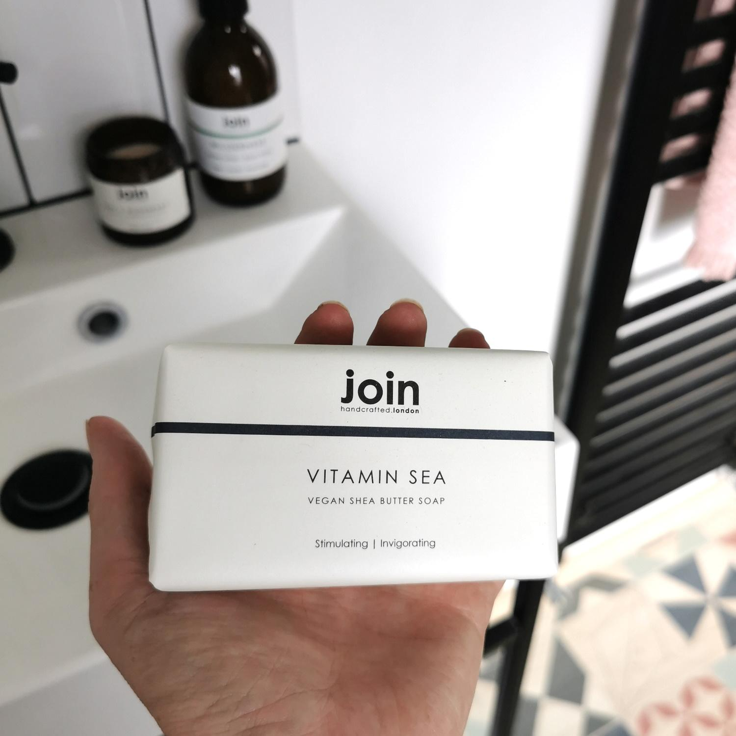 Join Vitamin Sea Shea Butter Soap Bar t Albert & Moo