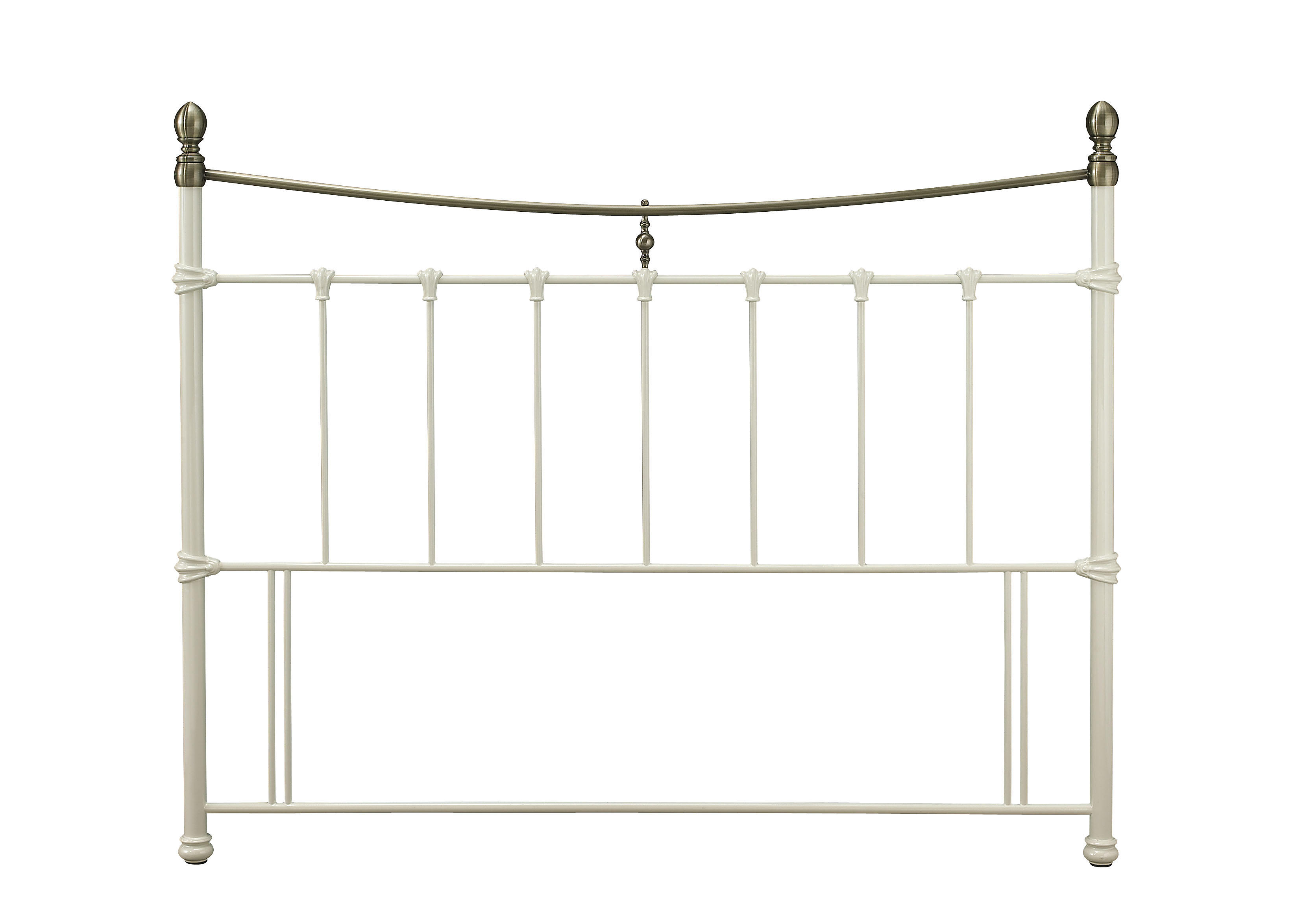 Metal  Double Headboards