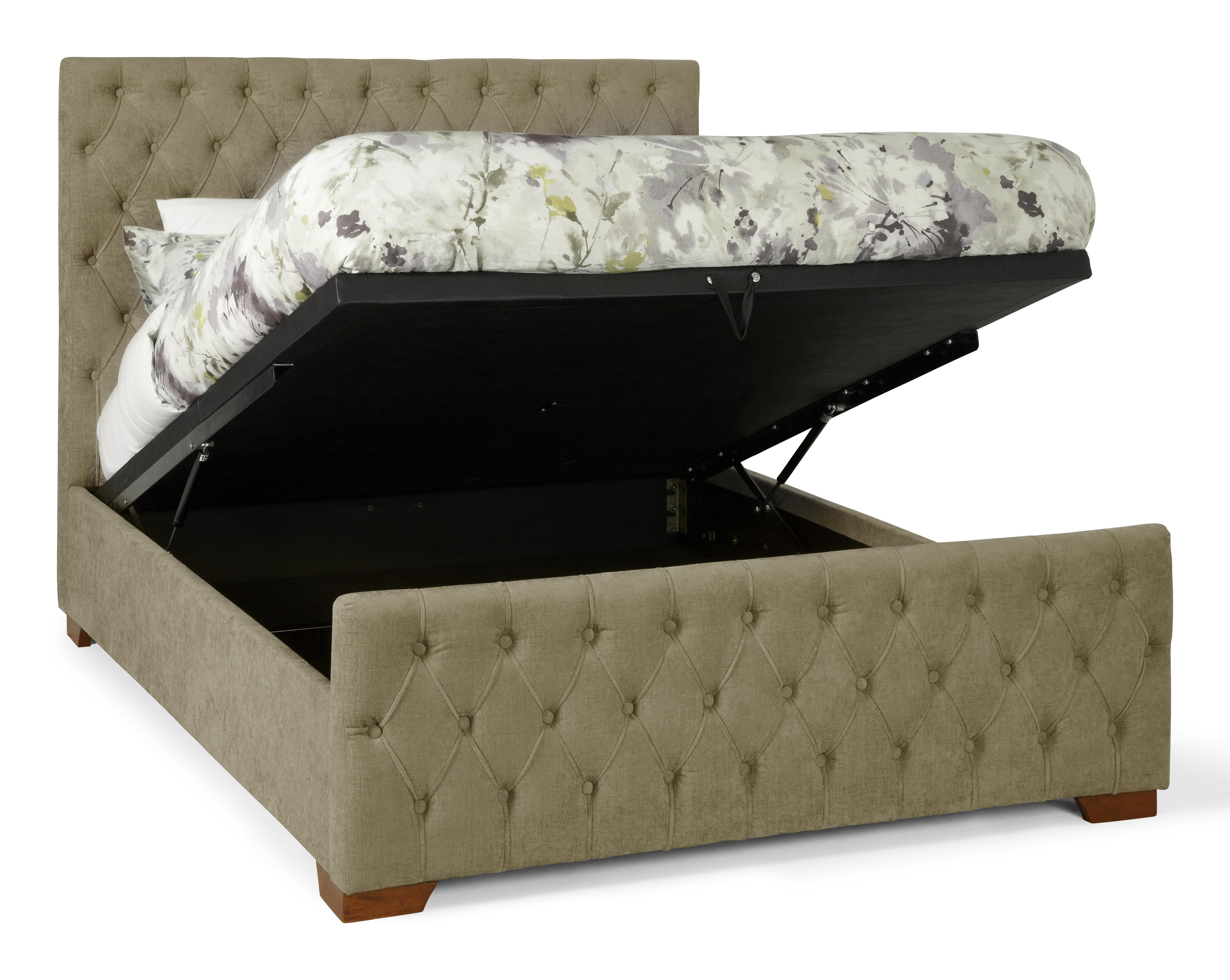 Double Ottoman Beds