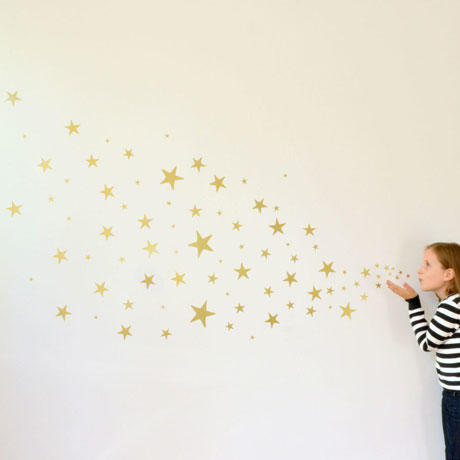 Star Wall Sticker Packs