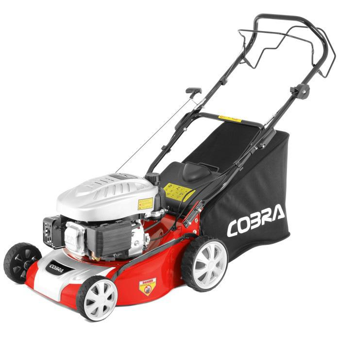 Cobra Garden Machinery Range