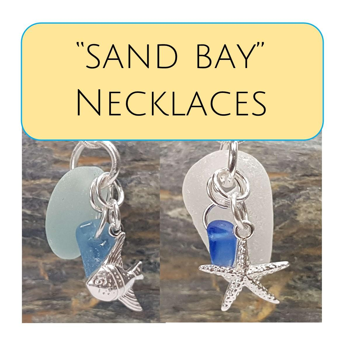 Sand Bay Pendants