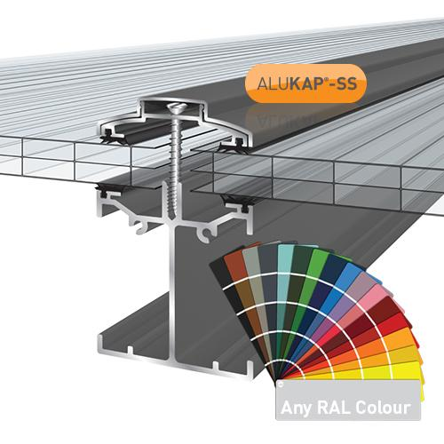 Alukap Self-Supporting Glazing System
