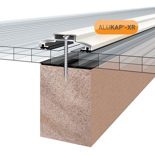 Alukap 55 Rafter Gasket Glazing Systems Uk Delivery