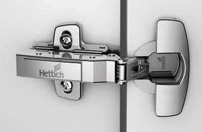 Concealed Cabinet Hinges & Accessories