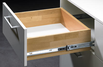 Side-Fix Drawer Runners