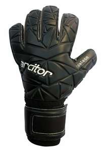 Palaso Black Palm Goalkeeper Gloves