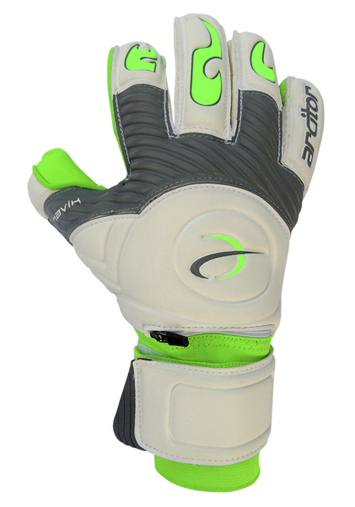 Havik Lime Green Goalie Gloves