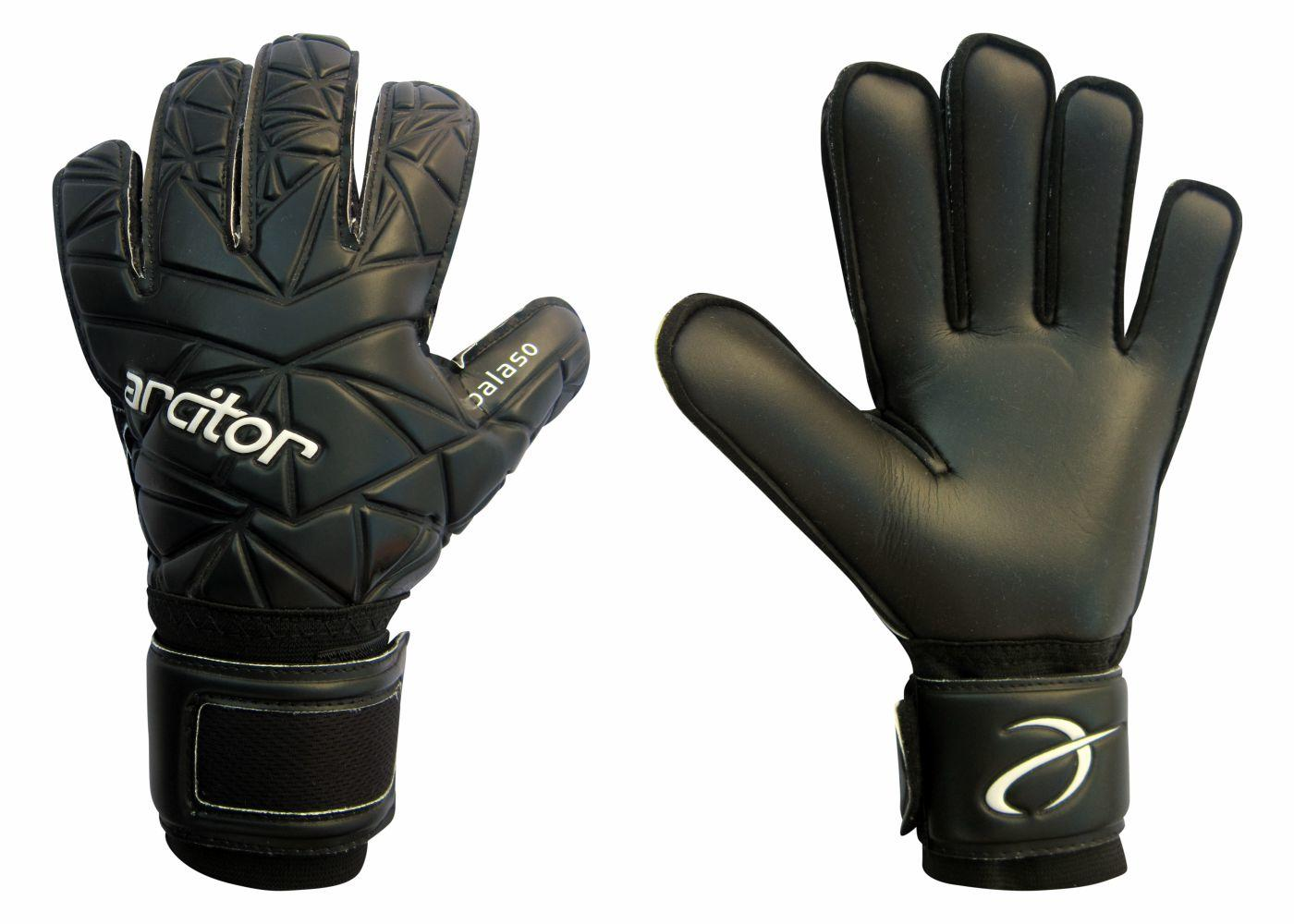 Palaso Black Palm GK Gloves