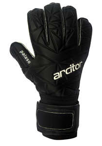 Cheap Black and White Goalkeeper Gloves