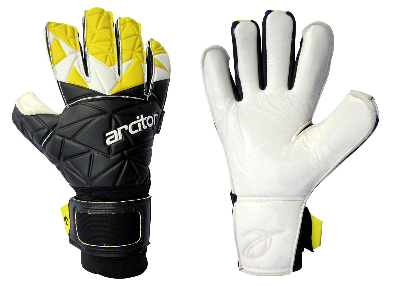 extended palm goalkeeper gloves